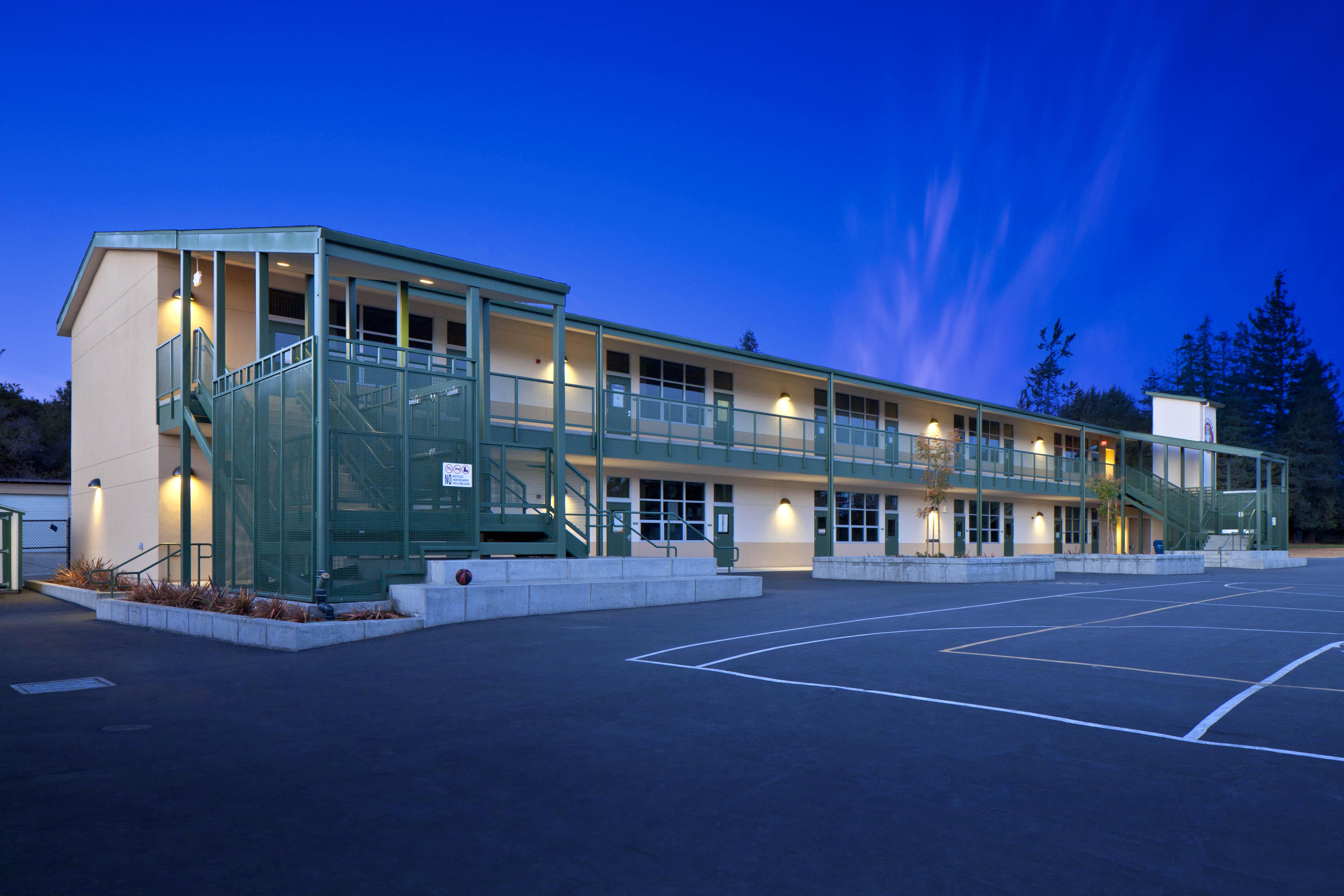 Modular Classroom California ~ Meehleis modular buildings louise van meter elementary