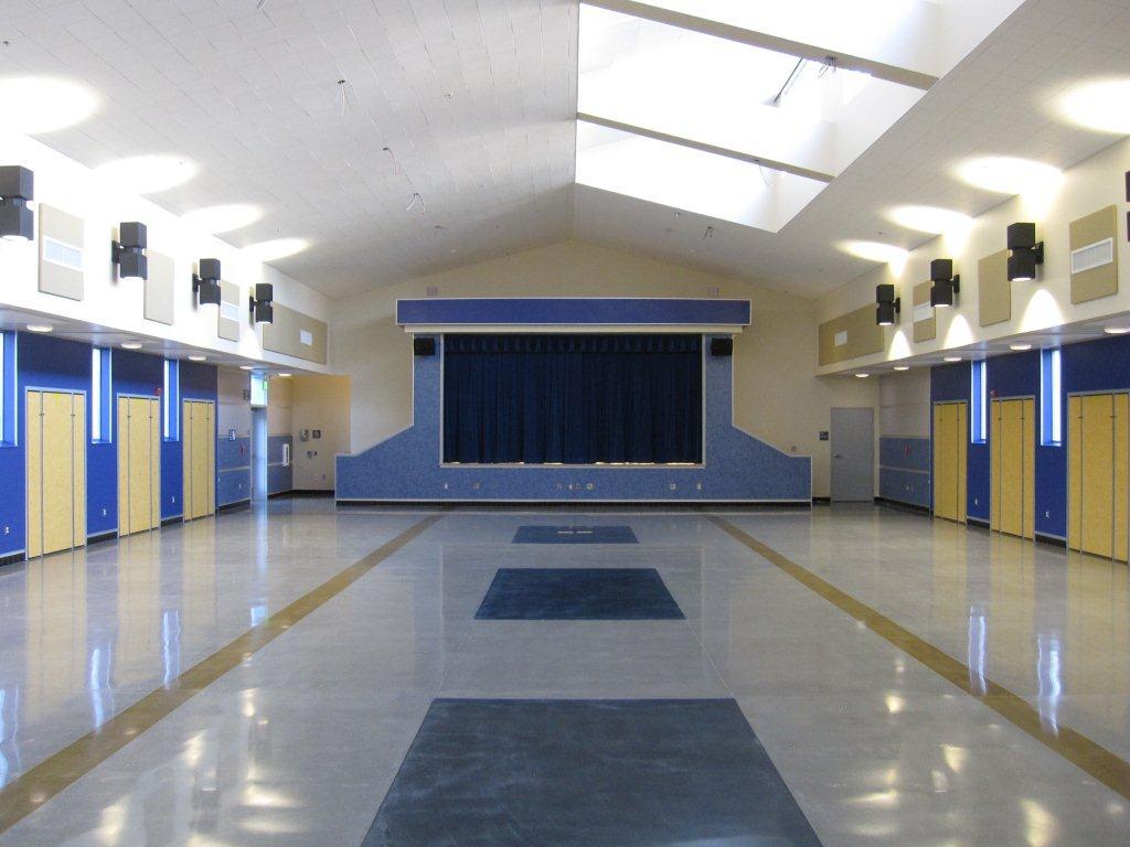 Multi purpose demonstration school